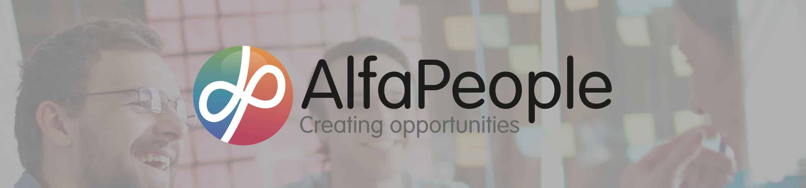 AlfaPeople graphic