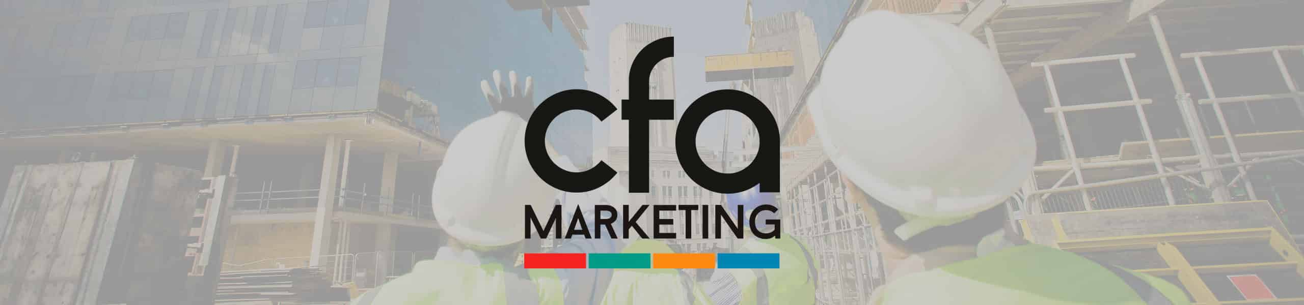 CFA Marketing graphic