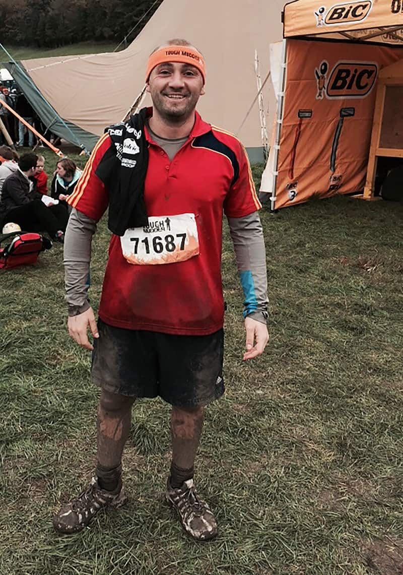 Ed Beaton Tough Mudder