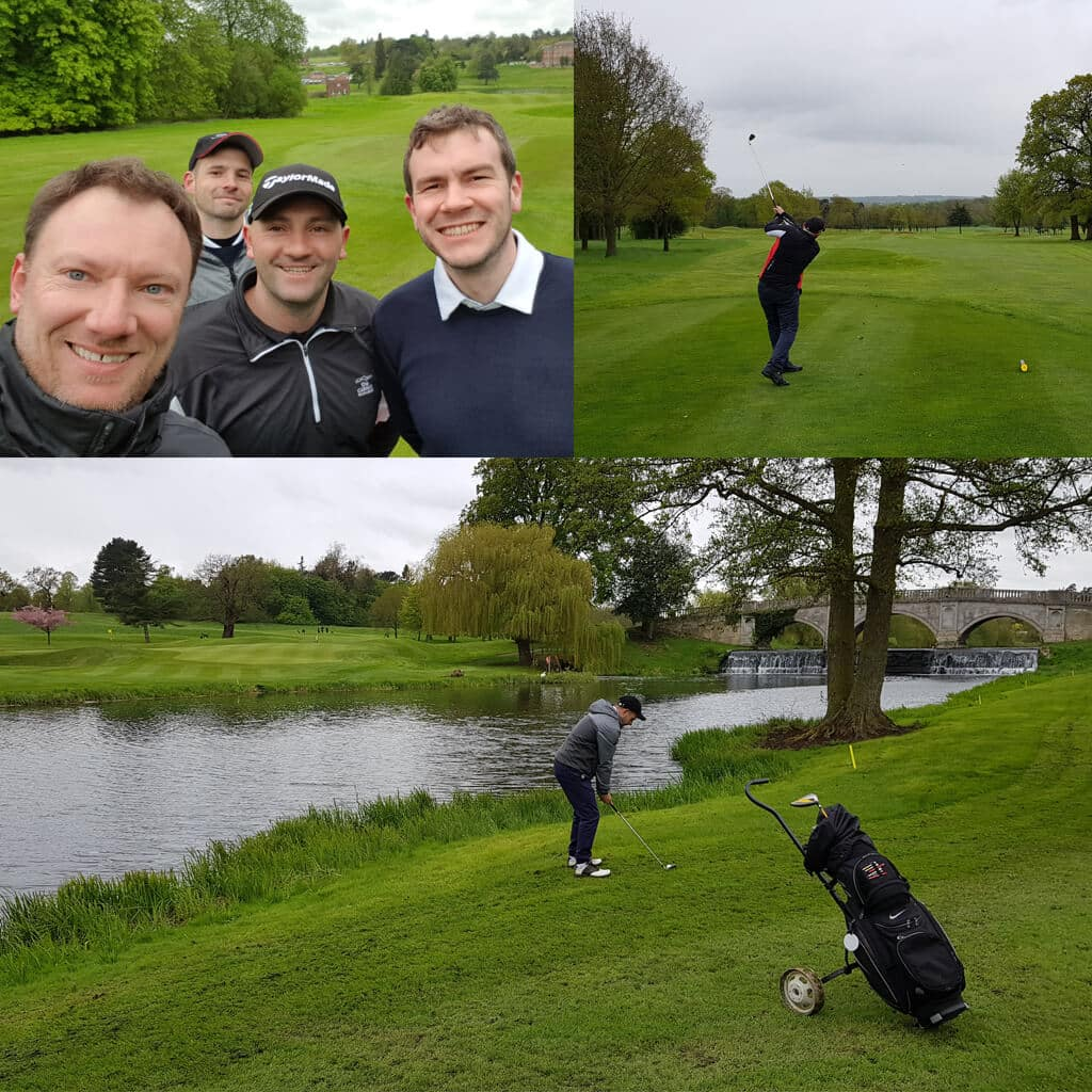 Brocket Hall Charity Golf Day 2018