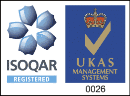 Secura are ISO90001 Accredited