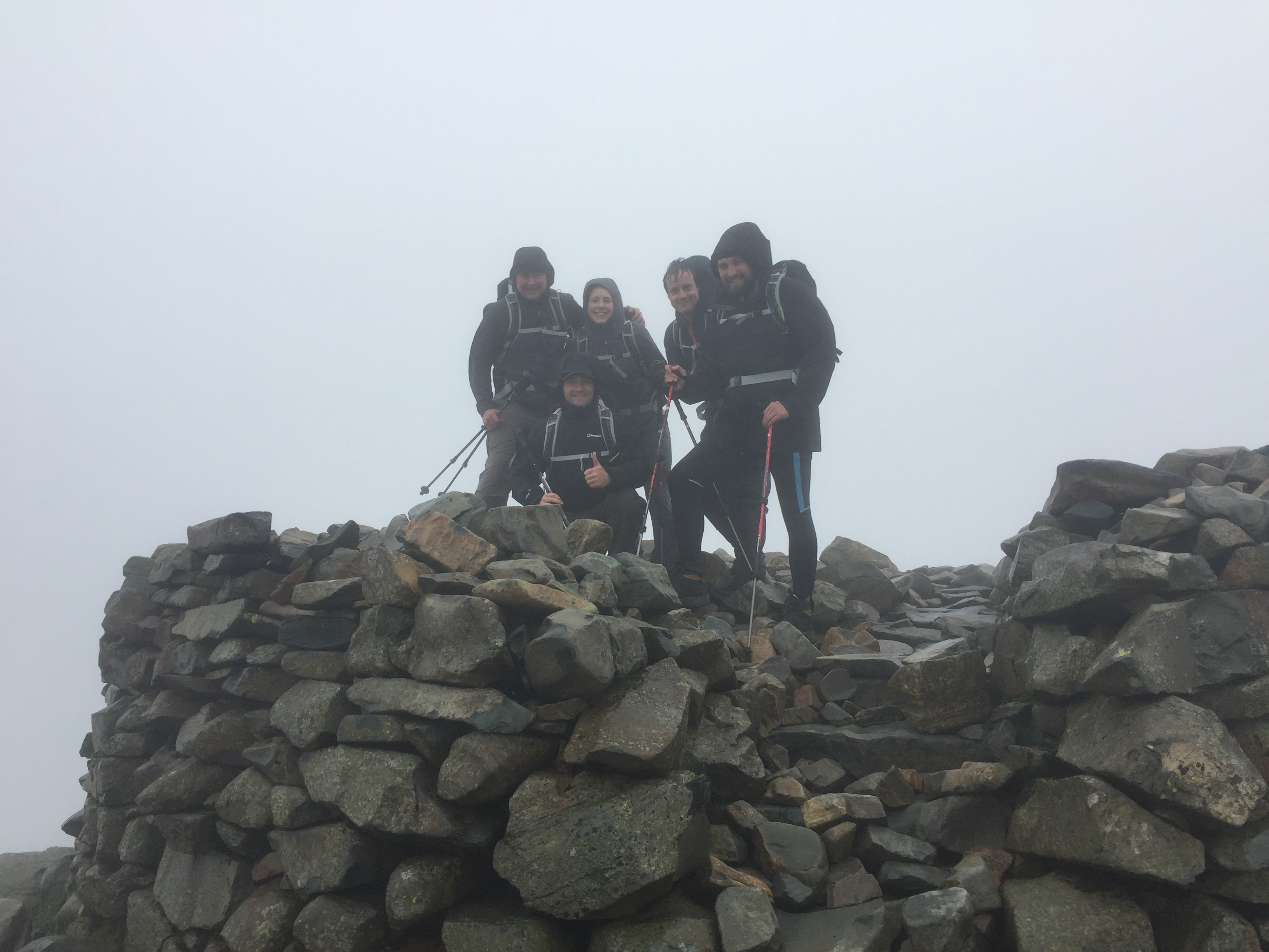 Secura Three Peaks Challenge - Scafell Pike
