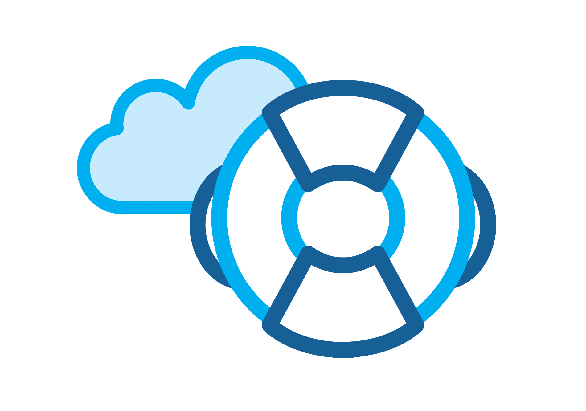 VMware Disaster Recovery Solutions Cloud DR Logo