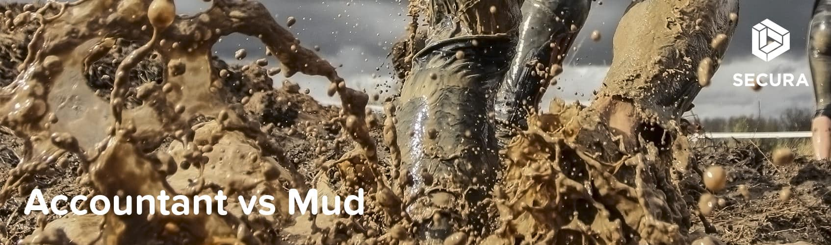 Accountant vs Mud - Eddie Takes on the Tough Mudder Event