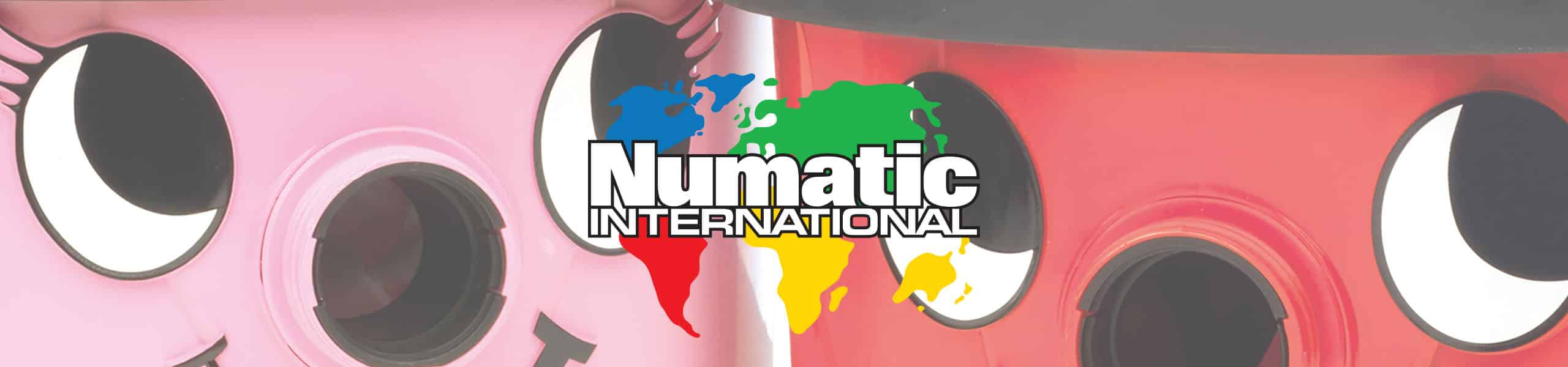 Numatic International Ltd graphic